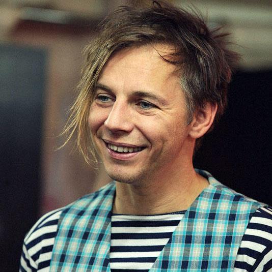 Илья Лагутенко спел про Муми-троллей