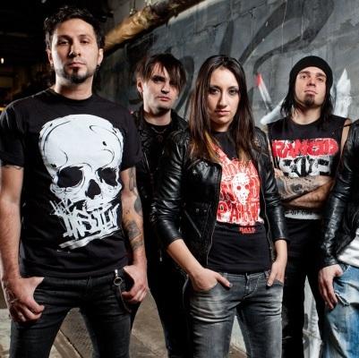 Группа Louna дала название новому альбому