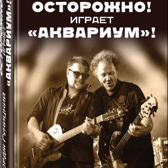 Основатель Аквариума представит книгу о группе