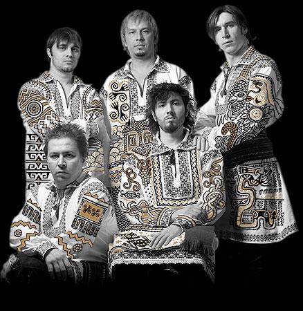 Новый альбом группы Zdob si Zdub